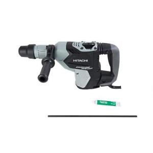 "Htiachi 1-9/16"" SDS Max 2-Mode Brushless Rotary Hammer Drill"