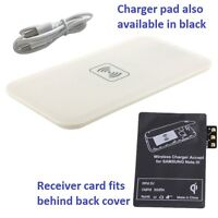 Wireless Qi Charging Kit for Samsung Phones (Note 3, S3, etc)