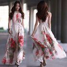 Chiffon Sleeve Boho Dresses for Women