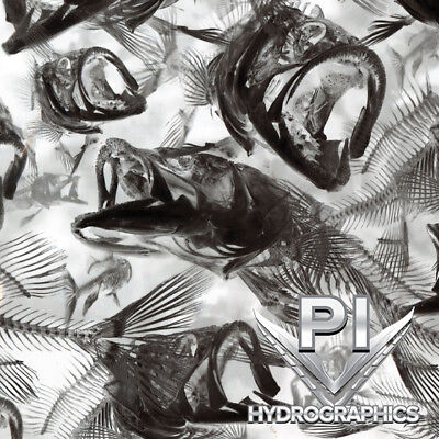 Hydrographic Film Hydro Dipping Water Transfer Printing Camo Hex Frenzy Rc-920