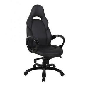 Comfortable black Office Chair (BD-1907)