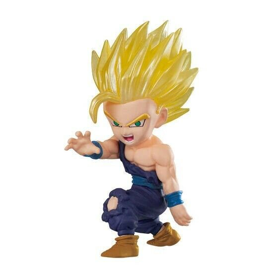 Dragon Ball Son Gohan Character Candy Toy Mini Figure Anime