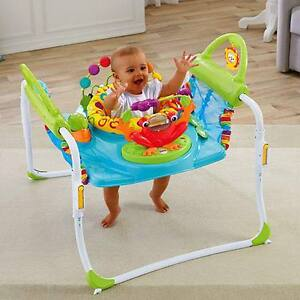 Fisher Price First Steps Jumperoo - Brand New