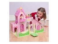 LeToyVan wooden Fairy Castle