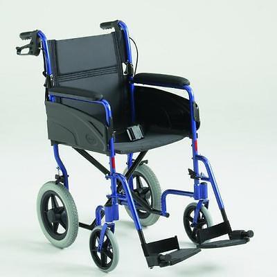 Invacare Reiserollstuhl ALU-LITE Rollstuhl Transportrollstuhl Faltrollstuhl Lite Rollstuhl