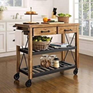 Kitchen Island Bench On Wheels kitchen island bench   other furniture   gumtree australia free