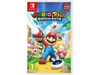Mario Rabbids Nintendo switch