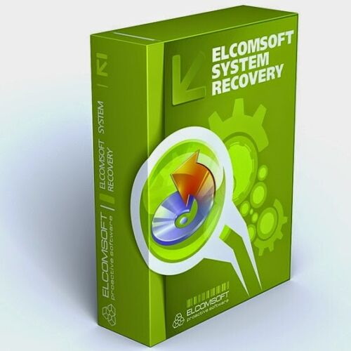 Elcomsoft System Recovery Professional Bootable ISO lifetime-Fast Delivery