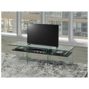 55 TV STAND GREY (BR2506)