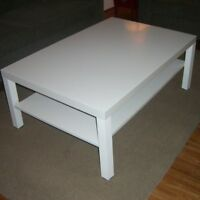 table basse ikea LACK