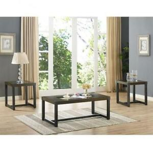 3-PC COFFEE TABLE SET (BR246)