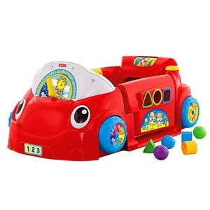 Fisher-Price Laugh 'n Learn Smart Stages Crawl Around Car