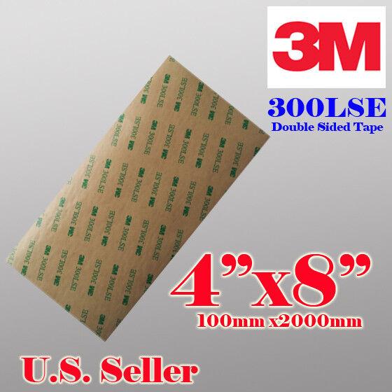 3m 300lse Double Sided Adhesivetape Sheet Scrapbook High Bond Heavy Duty Phone
