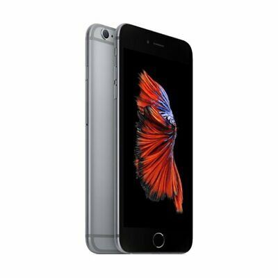 Apple iPhone 6s Plus + 128GB S.Grey (Unlocked Sim Free)  A+ Grade 12 M Warranty
