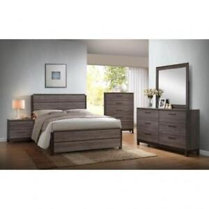 GREY BEDROOM SETS | BEDROOM FURNITURE SALE HAMILTON (BR6)