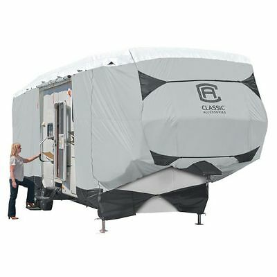 SkyShield Deluxe 5th Wheel RV Motor Home Cover Fits 5th wheel 33-37 Foot