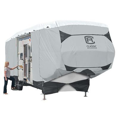 SkyShield Deluxe 5th Wheel RV Motor Home Cover Fits 5th wheel 23-26 Foot