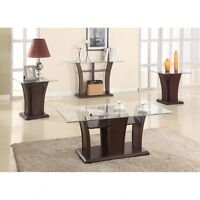 1pc COFFEE TALBE ONLY $188.00