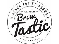 Henna Eye Brow Training Course BrowTastic