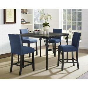 Square Kitchen Pub Height Table Set at cheap Price (BD-1795)