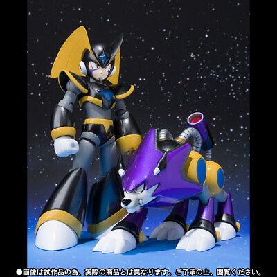 D-Arts Rockman Megaman (Forte) Bass & Treble action figure Bandai U.S. seller, usado segunda mano  Embacar hacia Argentina