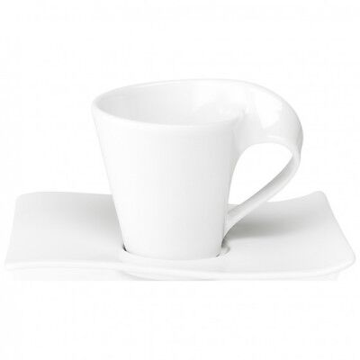 Villeroy & Boch - Tazza Caffè Espresso C/Piattino New Wave  - RIVENDITORE