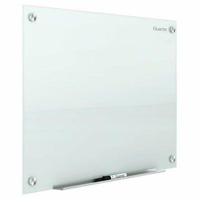 Quartet Quartet Infinity Glass Dry-erase Board 6 X 4 White - Dry-erase