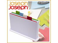Chopping Cutting Boards by Joseph Joseph Unwanted Gift Brand New