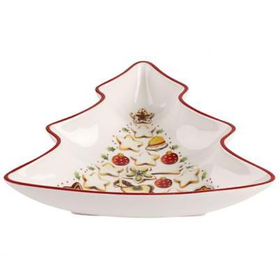 Villeroy & Boch WINTER BAKERY DELIGHT Tree Bowl:  Small  #3870