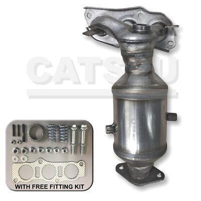CITROEN C1, PEUGEOT 107, TOYOTA AYGO, 1.0 CATALYTIC CONVERTER CAT (EURO 4)
