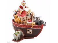 Villeroy & Boch Noah's Ark votive holder, new and unused in original packaging