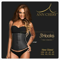 """Ann Chery Waist Cincher Lose 2-4"""" Instantly AUTHENTIC!! 3 Hooks"""