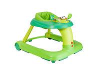 Chicco 1-2-3 Baby Walker - Green