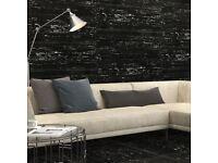 Black Porcelain Tiles 60x60cm