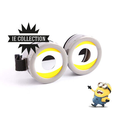 Minions Brille Cattivissimo Me Despicable Me Cosplay Minion 3D Glasses Goggles ()