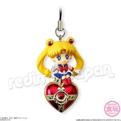 "SAILOR MOON Twinkle Dolly 2 ""Sailormoon"" Anime-Manga Figur Strap Anhänger BANDAI"