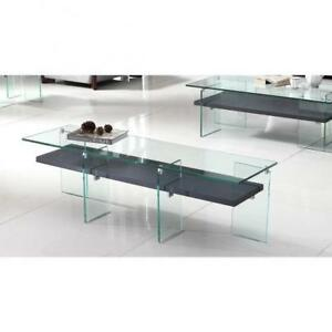 "Glass Tv stand for 55"" TV (BD-1936)"