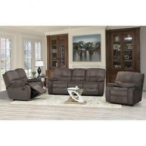 Fabric Recliner Set | Recliners on Sale (BR236)