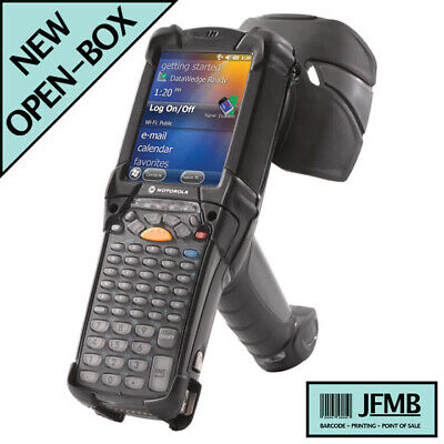 MC919Z-G30SWEQZ1WR Motorola RFID Wireless 2D Barcode Scanner Zebra MC9190 Reader
