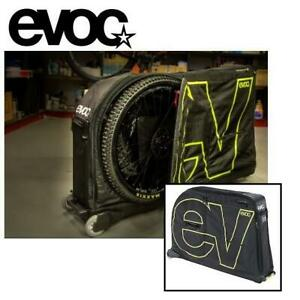 NEW EVOC BIKE TRAVEL BAG PRO 100401100 252301155 BICYCLE CYCLING RACING MOUNTAIN ROAD TRIATHLON