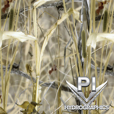 Hydrographic Film Hydro Dipping Water Transfer Printing Weeds Reeds Camo Rc111