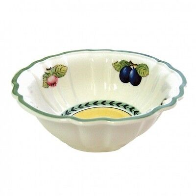 Villeroy & Boch FRENCH GARDEN Fluted Rice Bowl