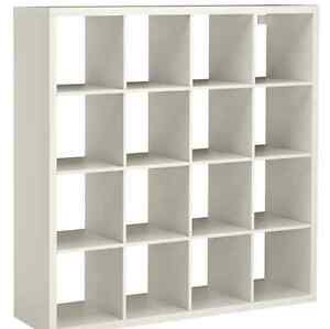 Ikea expedit bookcase 4 x 4 white Ryde Area Preview