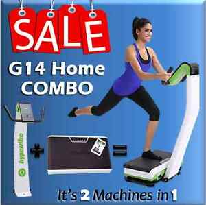 HyperVibe G14 whole body vibration machine Cambridge Kitchener Area image 1