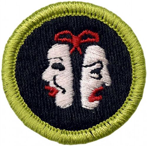 Boy Scout Current Design Merit Badge Theater
