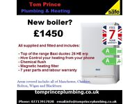 new boiler fitted manchester, gas engineer, boilers fitted, plumber, gas servicing, boilers, heating