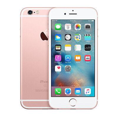APPLE IPHONE 6S 64GB - ROSE GOLD - SIMLOCKFREI - OHNE VERTRAG - SMARTPHONE