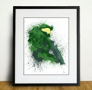 Splatter Art Prints - DC / Marvel / Star Wars / Video Game London Ontario image 6