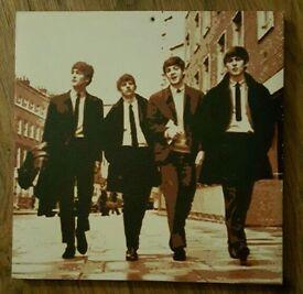 Beatles canvas