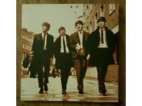 Beatles canvas
